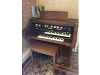 Antique Lowry electric organ FREE