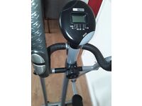 Pro Fitness Cross Trainer-2in1 Can be used as a cross trainer or exercise bike VERY GOOD CONDITION