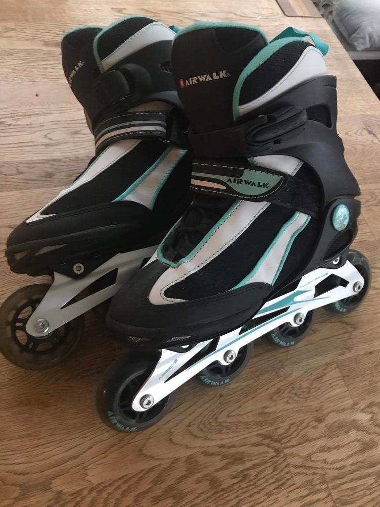 Airwalk Roller Blades   Skates size UK5  46f6e3ab4