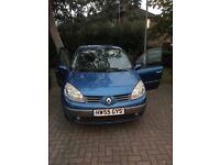 Renault scenic 1.6 auto