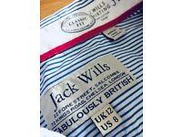 Jack Wills Womans Shirt Size 12