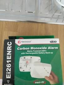 Carbon monoxide mains alarm Aico