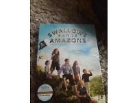 SWALLOWS AND AMAZONS DVD UK