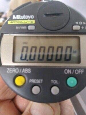 Mitutoyo Dial Indicator