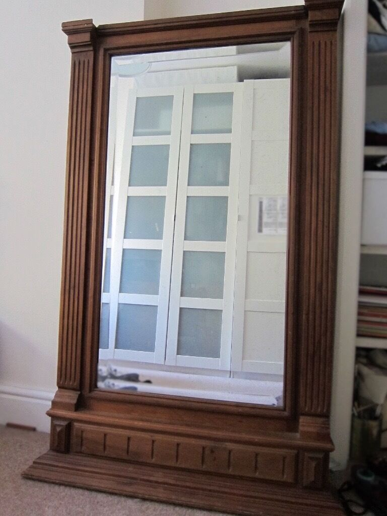 Vintage Mirror Art deco
