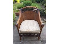 Wicker Chair Made exclusively for Pier