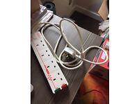 4 Plug Extension Cord