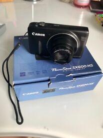 Canon PowerShot SX600 HS camera