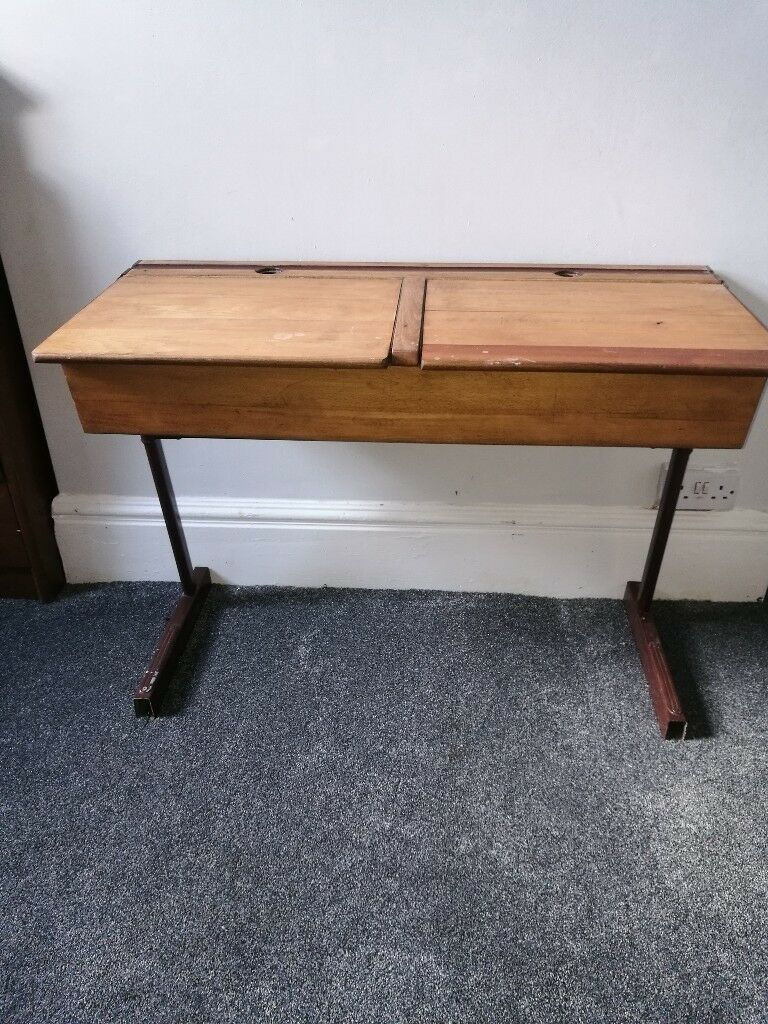 Old Style School Desk