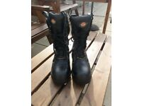 Dickies Detroit Safety Boots size 10