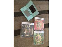 Nintendo and Nintendo DS games