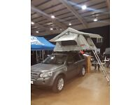 Ventura Deluxe 1.4 Roof Top Tent 3 Person Camping Expedition Overland 4x4 Car VW Discovery RRP£1600