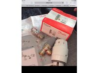 BRAND NEW BOXED Danfoss Central Heating Thermostatic Radiator Valve (TRV) RAS-C2 Combi