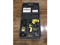 Dewalt DCD710 10.8v XR li-ion drill + LED light £85. No offer