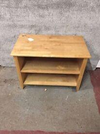 Pine TV Stand 22/11/16