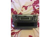 Honda Civic CD player