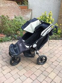 Baby Jogger City Elite double buggy