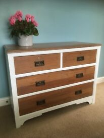 Versatile chest of drawers