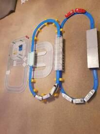 Tomica battery train set