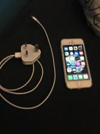 iPhone 5s brand new case unlocked 16gb