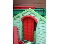 Kids playhouse.