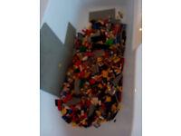 Assorted original lego pieces