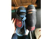 Bauer supreme large elbow pads
