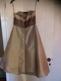 Women's size 12 bridesmaid dress
