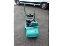 Qualcast 35s Petrol cylinder lawnmower