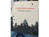 """Cooking-book """"A NEW NAPA CUISINE"""""""