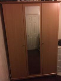 Bedroom storage cupboard