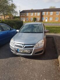 Vauxhall astra for sale. Low milage. Good condition. Great car.mot till jan 18 with no advisorys