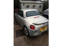 2007 Daihatsu Copen - Electric Convertible - Owned Since New