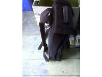 Good quality 'John Lewis' laptop bag (with shoulder straps)