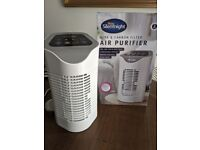 Silentnight Air Purifier with HEPA & Carbon Filters