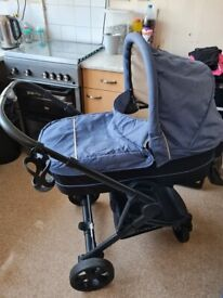Hauk complete travel system