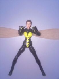MARVEL LEGENDS WASP FIGURE 2006