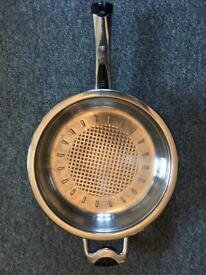 Frying pan heavy duty