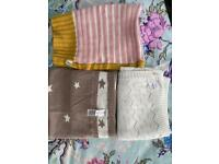 Selection of beautiful quality baby blankets