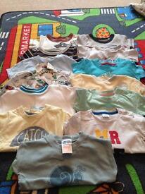 3-6 month boys clothes bundle