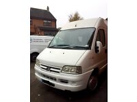 Citroen, RELAY, CamperVan, 2003, Manual, 2178 (cc)