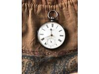 John Forrest London 1023 pocket watch 1900s