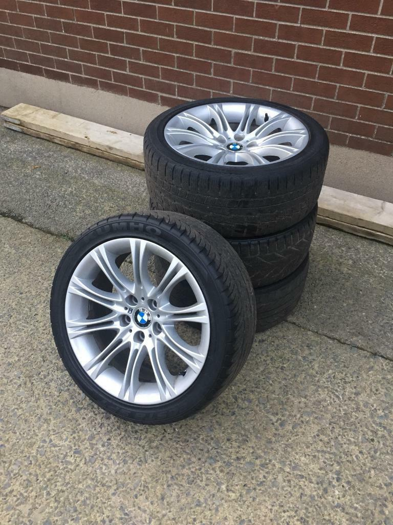 BMW M SPORT MV2 Alloys Great Condition