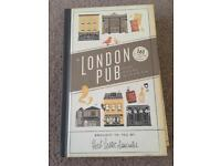 London Pub For Every Occasion with pull out map