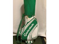 TAYLORMADE 2017 MASTERS STAFF BAG – GOOD CONDITION