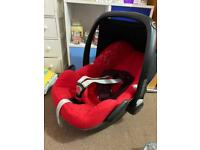 Maxi cosy pebble first stage car seat