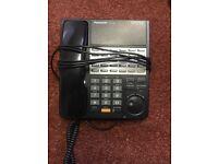 Panasonic KX-T7425 System Phone (Black) PBX