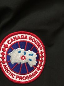 Canada goos Langford black xxl