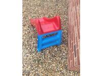 Kids slide toy park