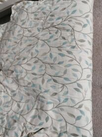 John Lewis made to measure fully lined curtains